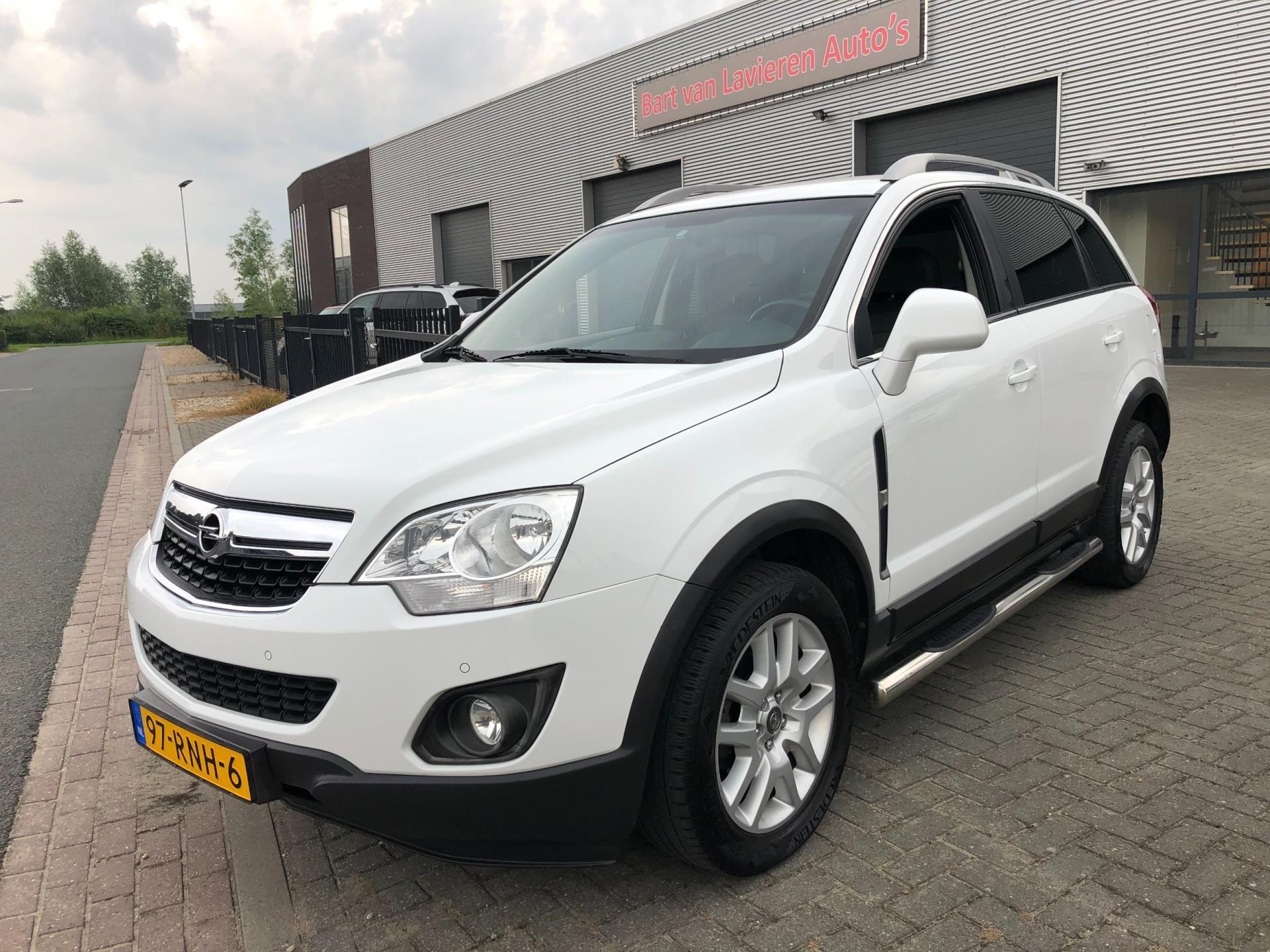 Opel Antara occasion - Bart van Lavieren Auto's
