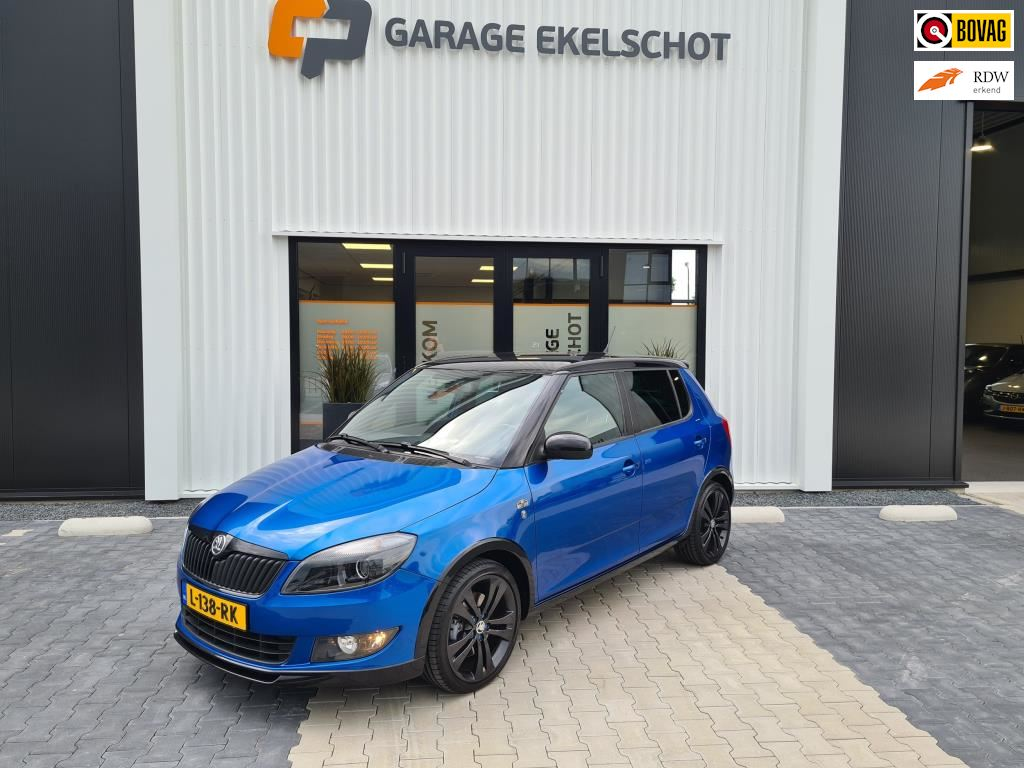 Skoda Fabia occasion - Garage Ekelschot BV