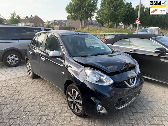Nissan Micra1.2 DIG-S Connect Edition/NAVI/CLIMA/2016/ 73 DKM !