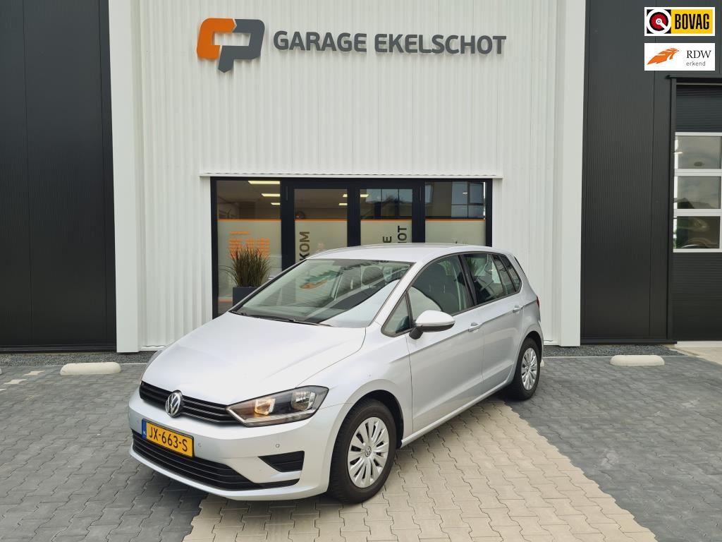 Volkswagen Golf Sportsvan occasion - Garage Ekelschot BV