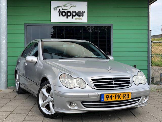 Mercedes-Benz C-klasse 200 K. Avantgarde / Zeer Nette Auto /