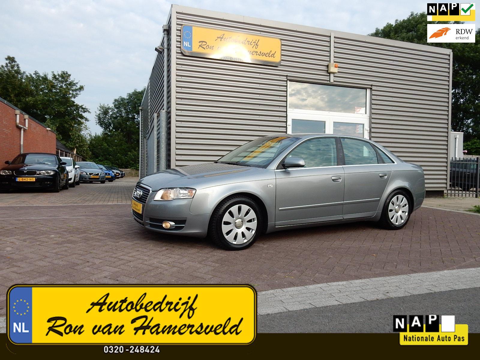 Audi A4 occasion - Ron van Hamersveld BV