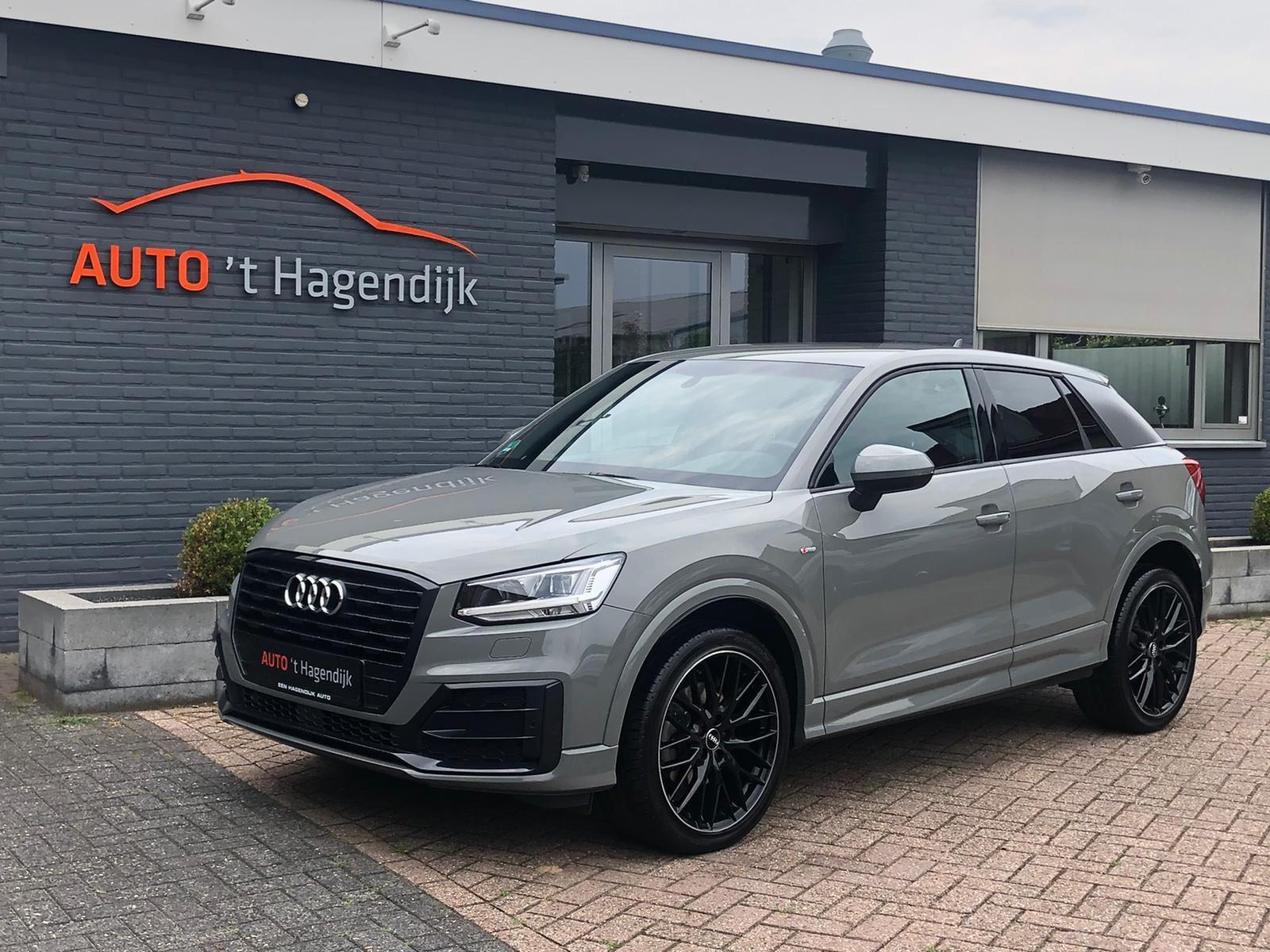 Audi Q2 occasion - Auto 't Hagendijk