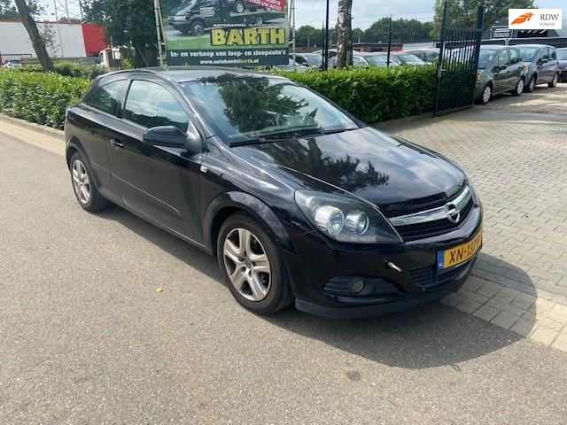 Opel Astra GTC occasion - Autohandel Barth