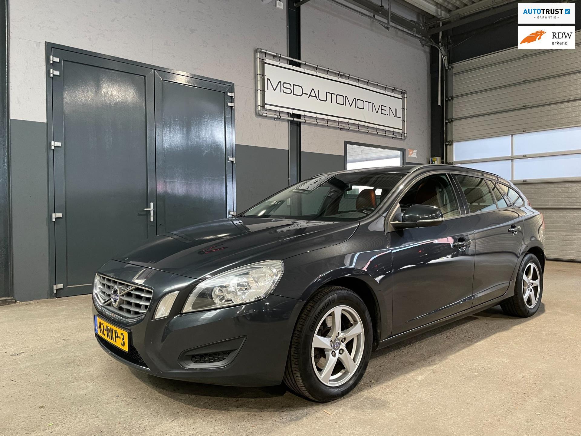 Volvo V60 occasion - MSD Automotive