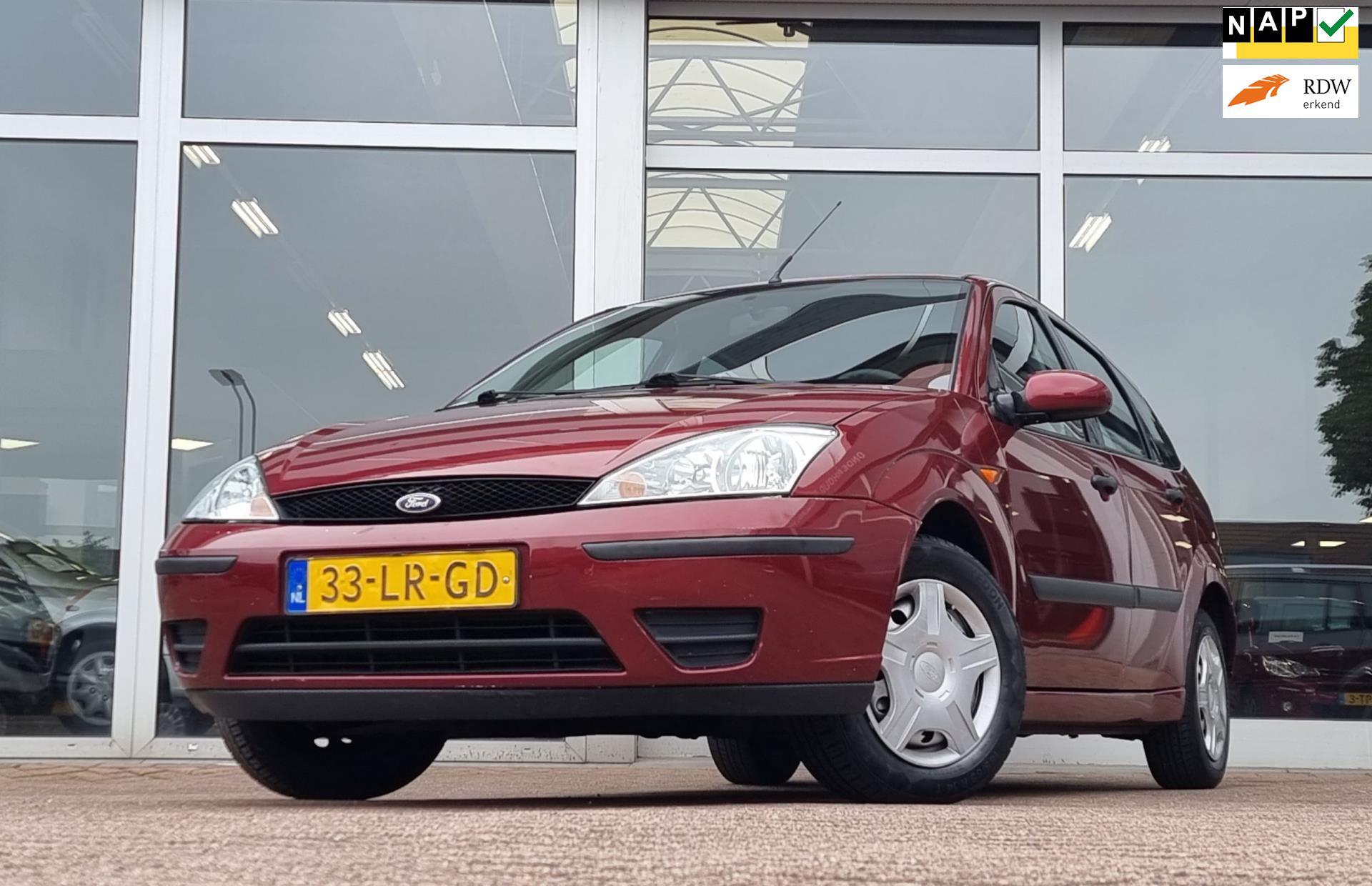 Ford Focus occasion - van den Boog Automotive