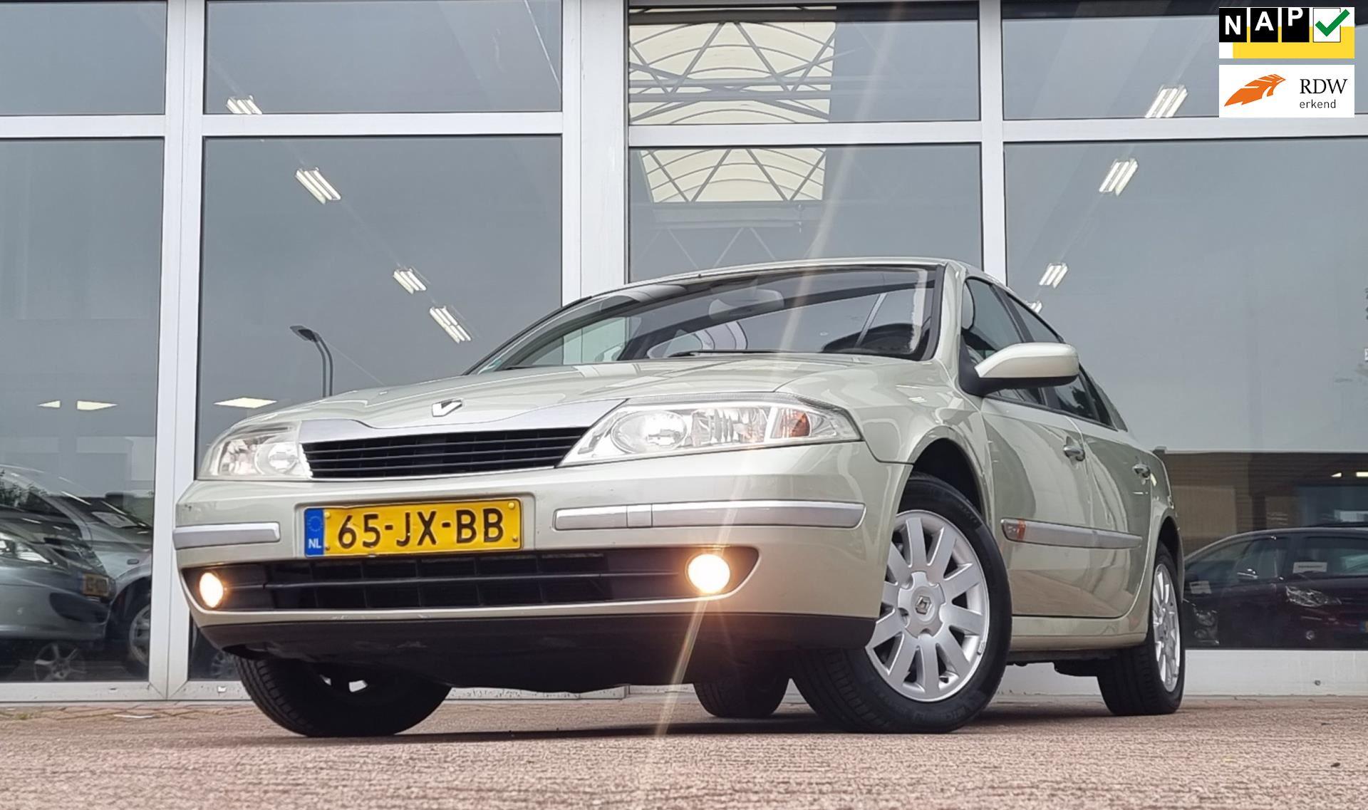 Renault Laguna occasion - van den Boog Automotive