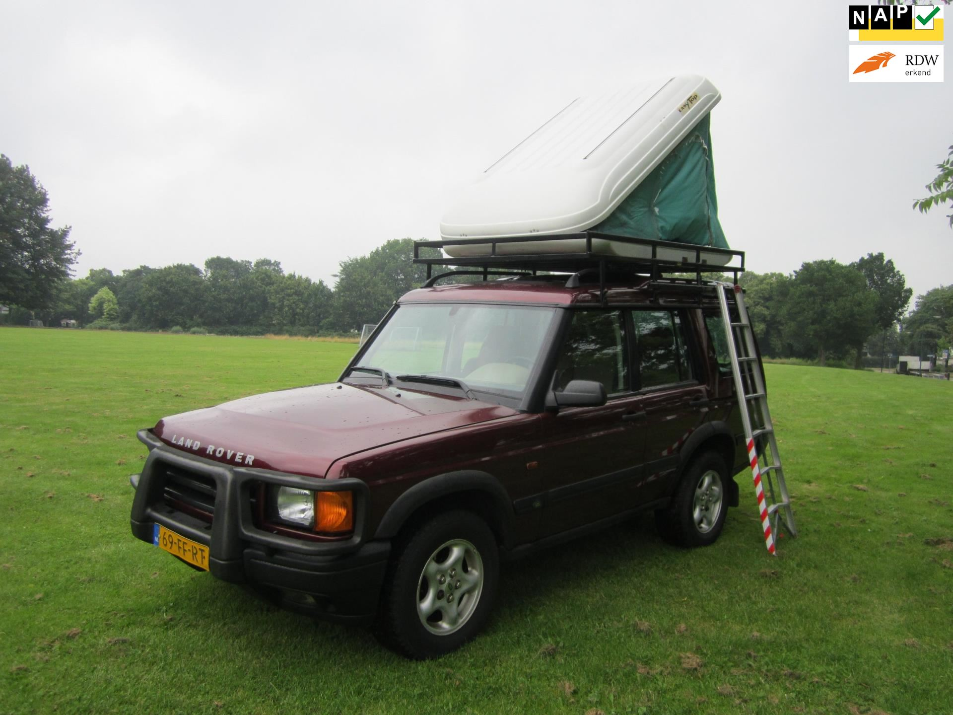Land Rover Discovery occasion - HG Auto's