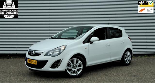 Opel Corsa 1.2-16V BlitZ / airco / navi / nette auto / uniek kilometerstand.