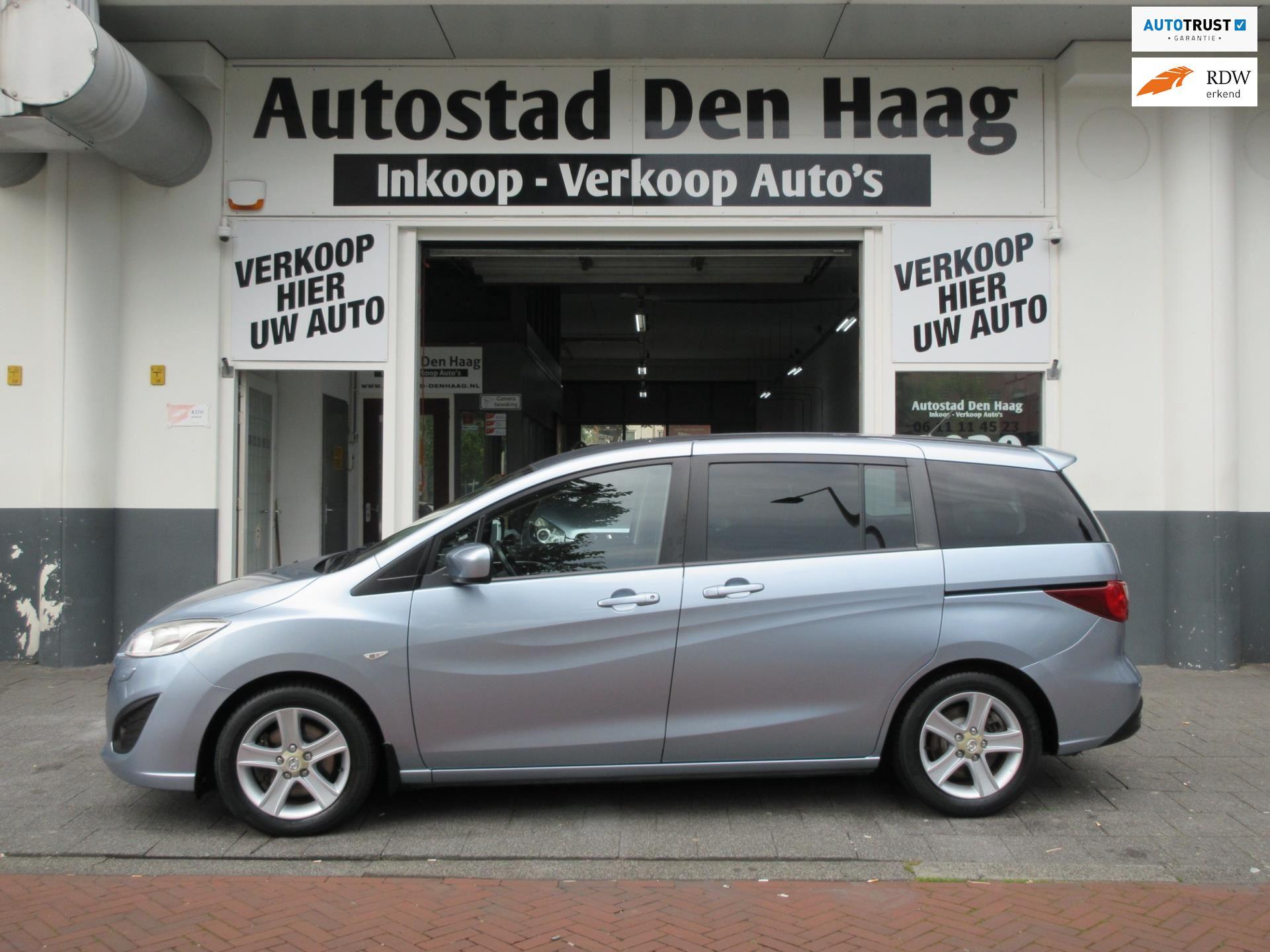 Mazda 5 occasion - Autostad Den Haag