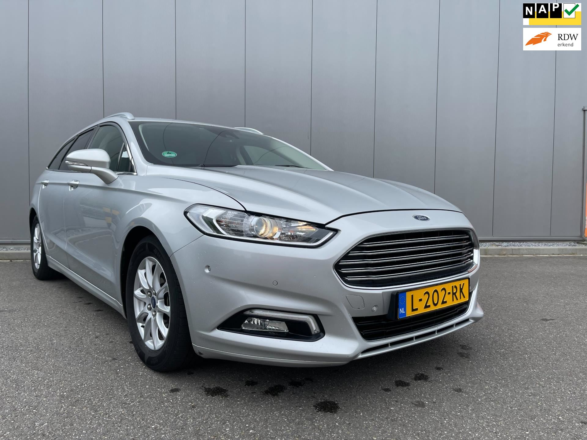 Ford Mondeo Wagon occasion - Demus Cars