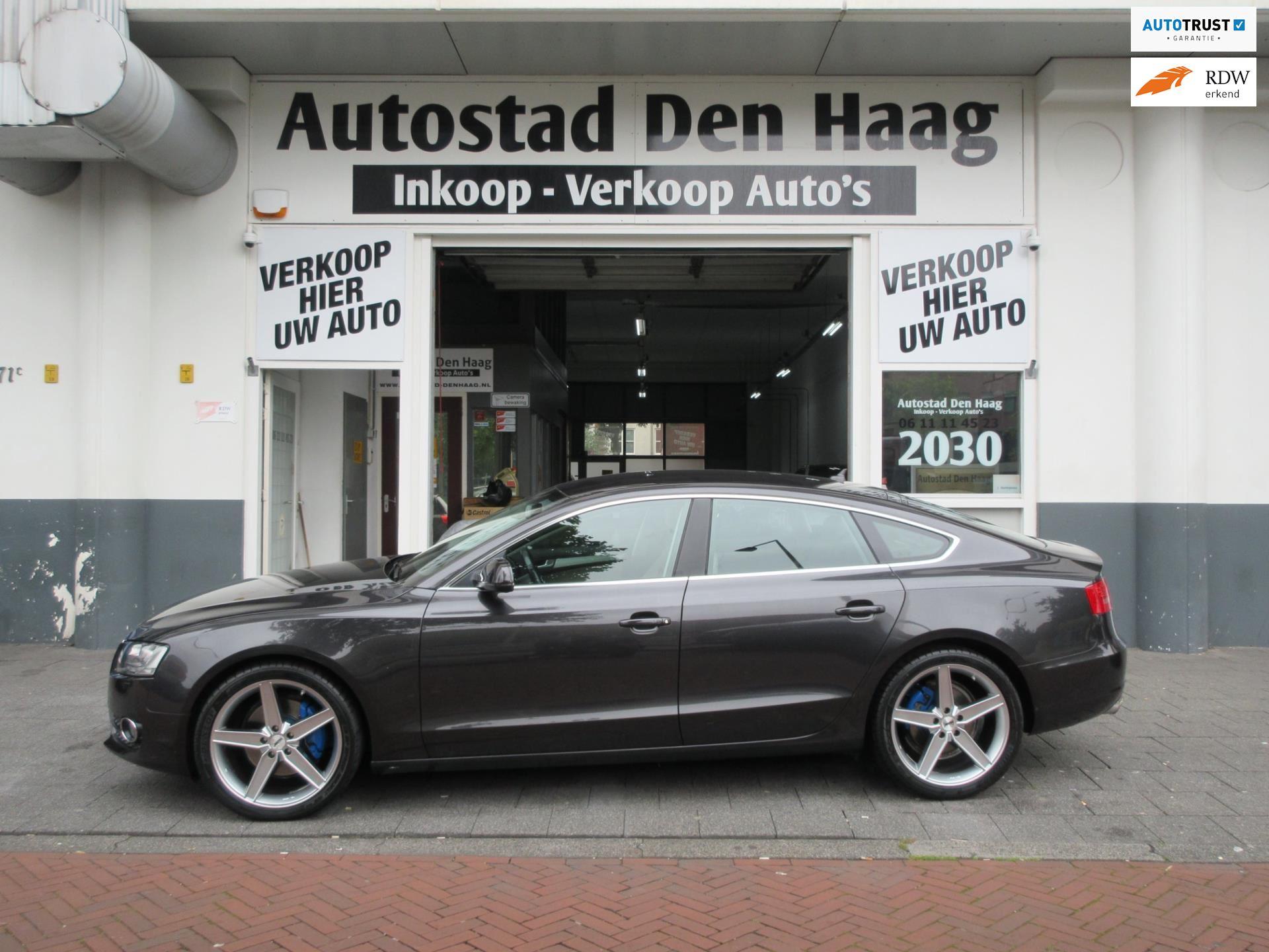 Audi A5 Sportback occasion - Autostad Den Haag