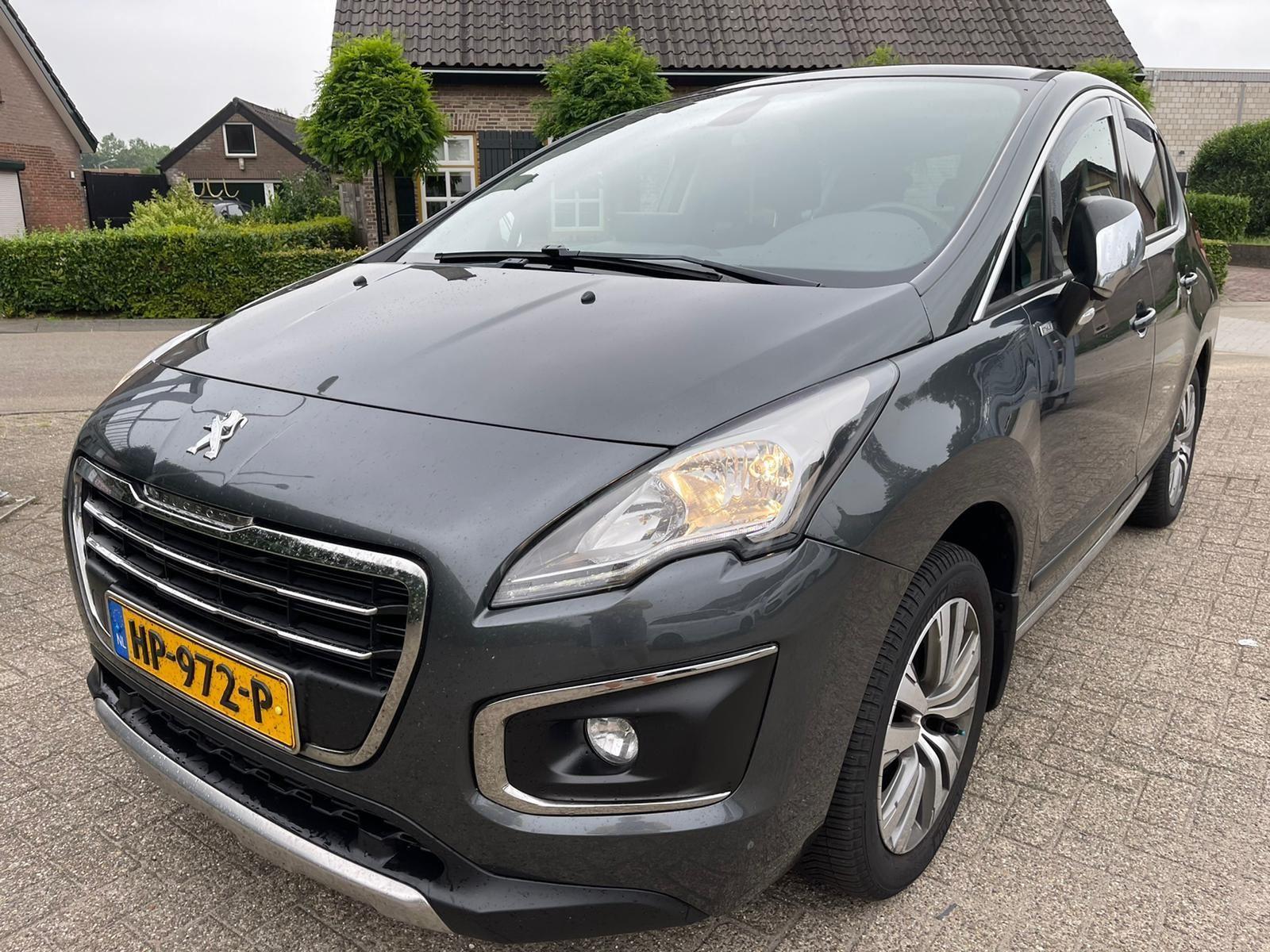 Peugeot 3008 occasion - DDM Export B.V.