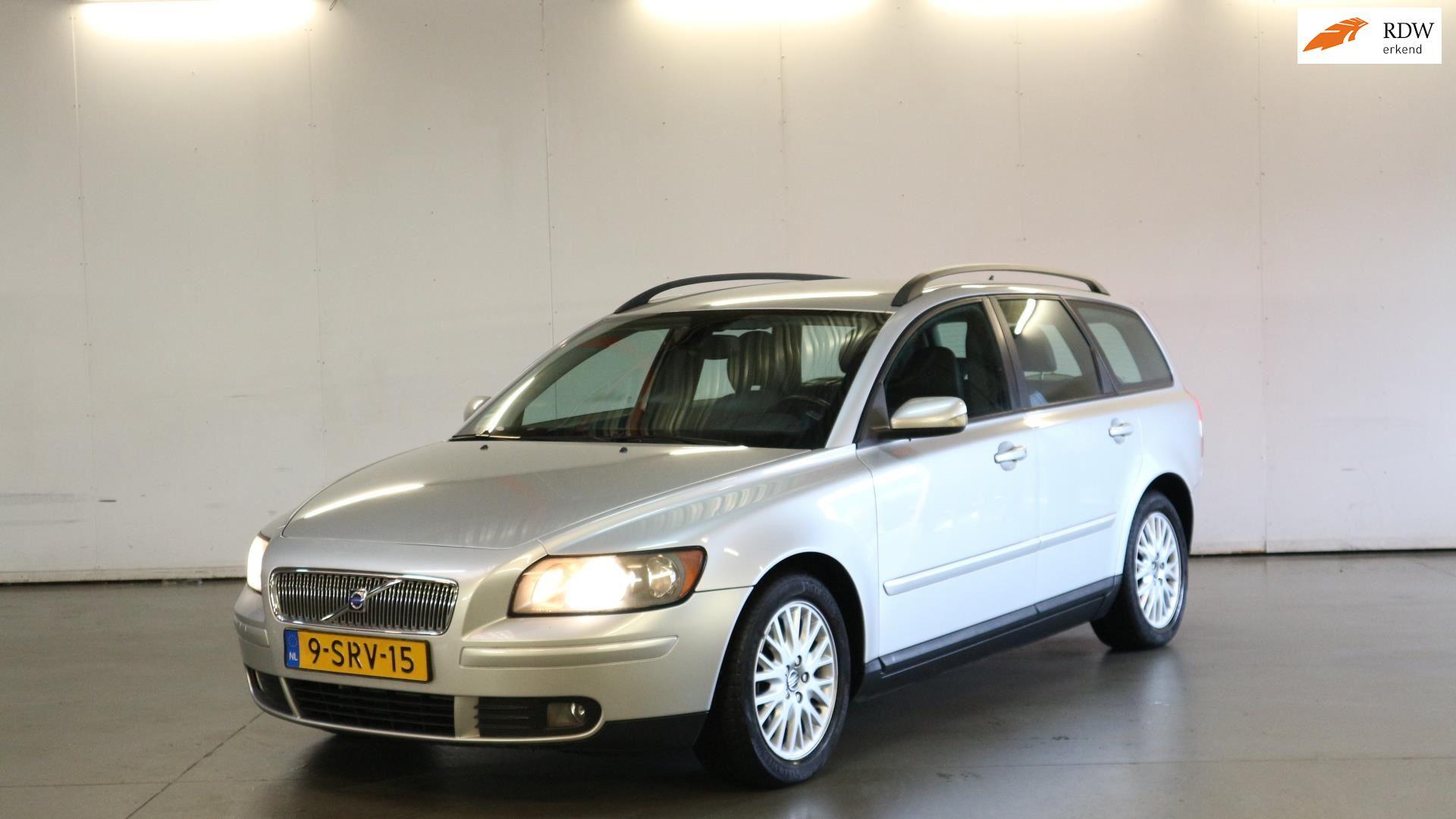 Volvo V50 occasion - Heunen Auto's Puth