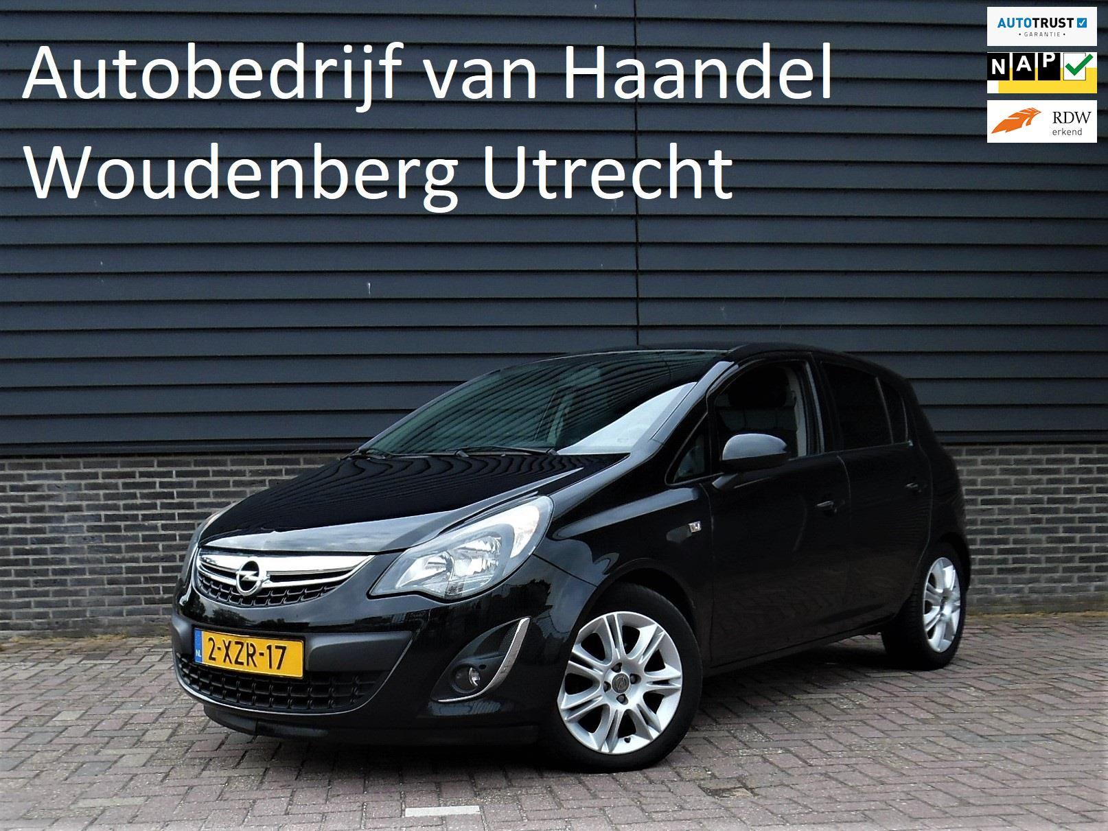 Opel Corsa occasion - Autobedrijf Gerard van Haandel