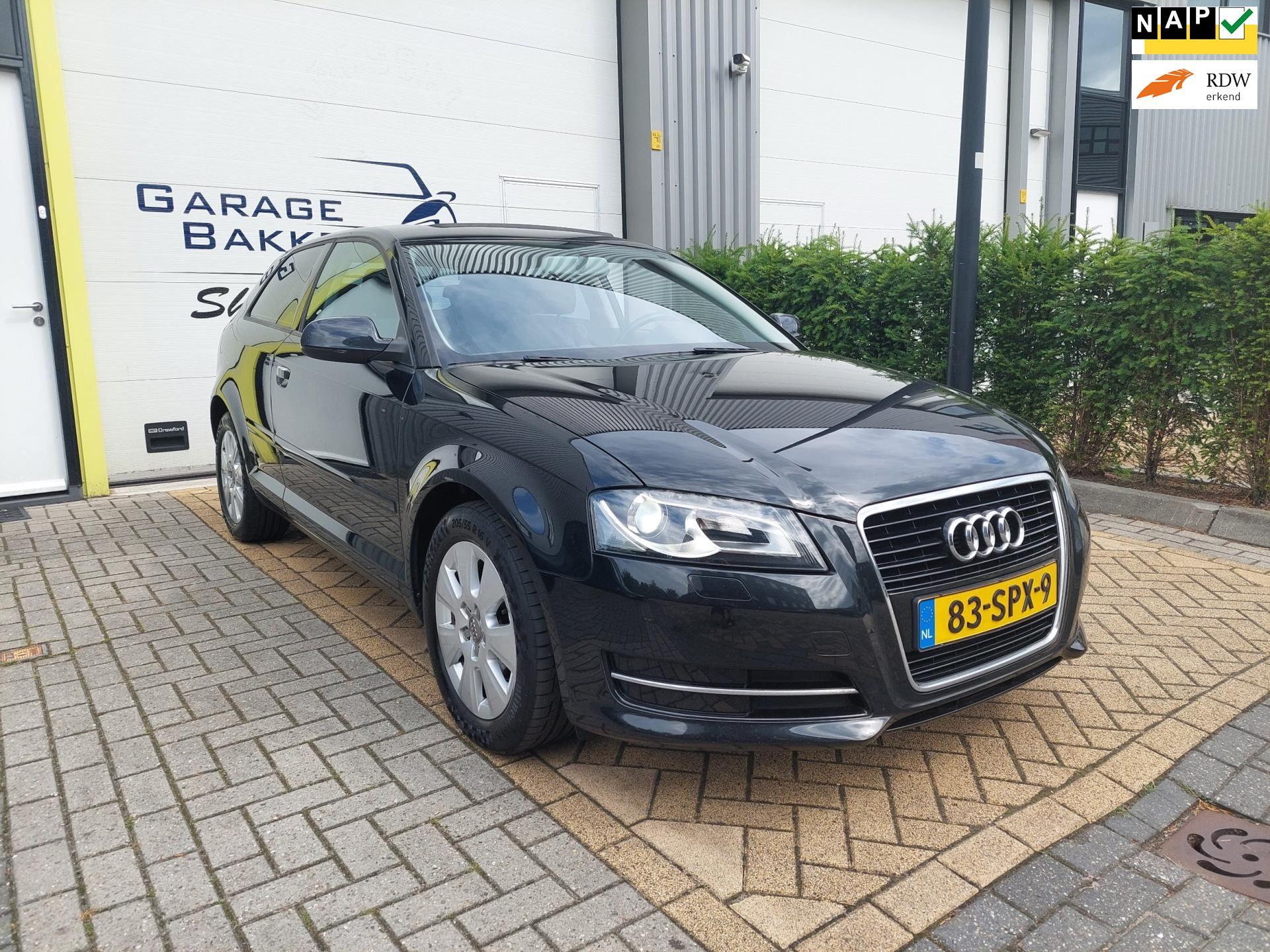 Audi A3 occasion - Garage Bakker