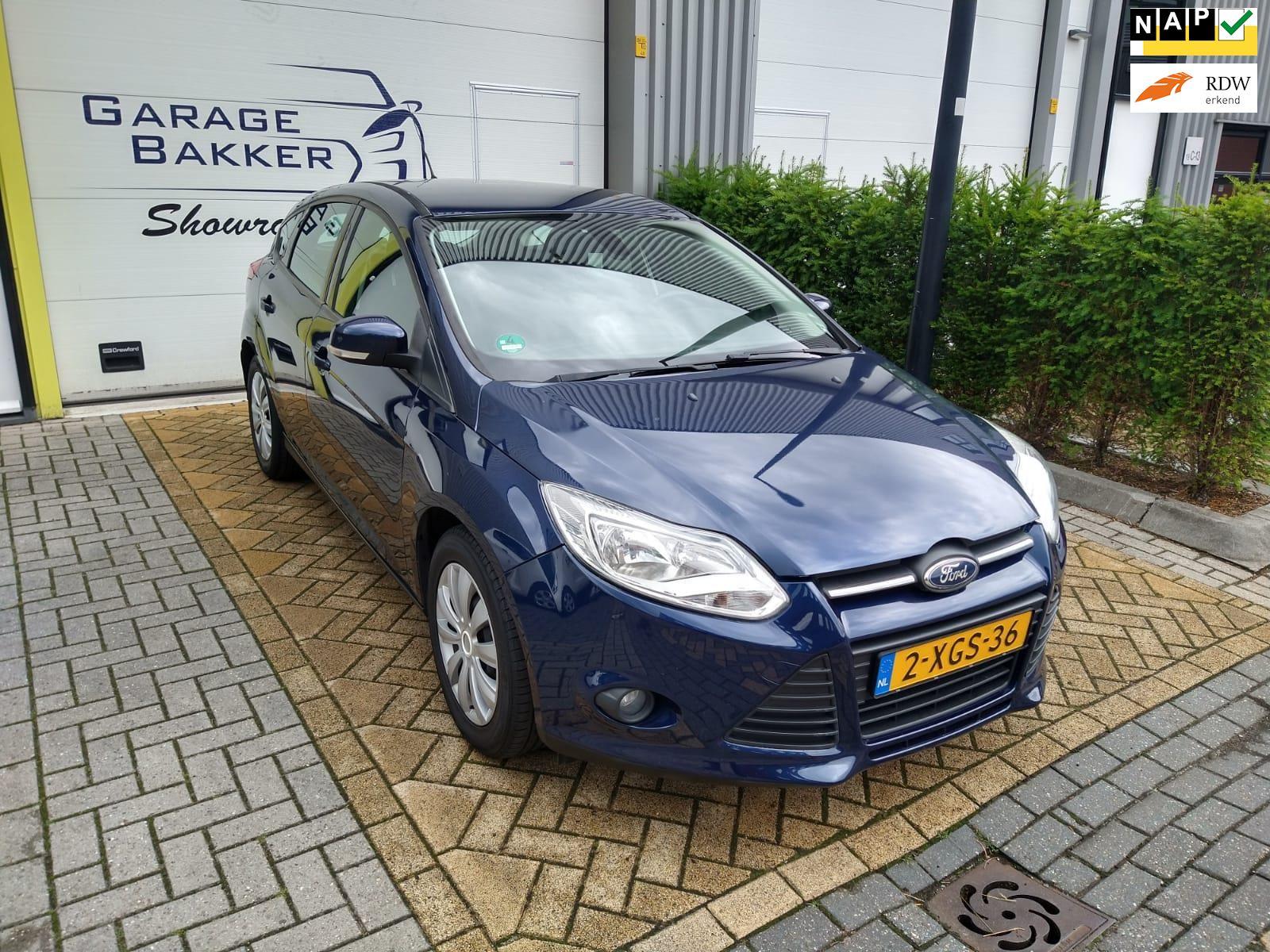 Ford Focus occasion - Garage Bakker