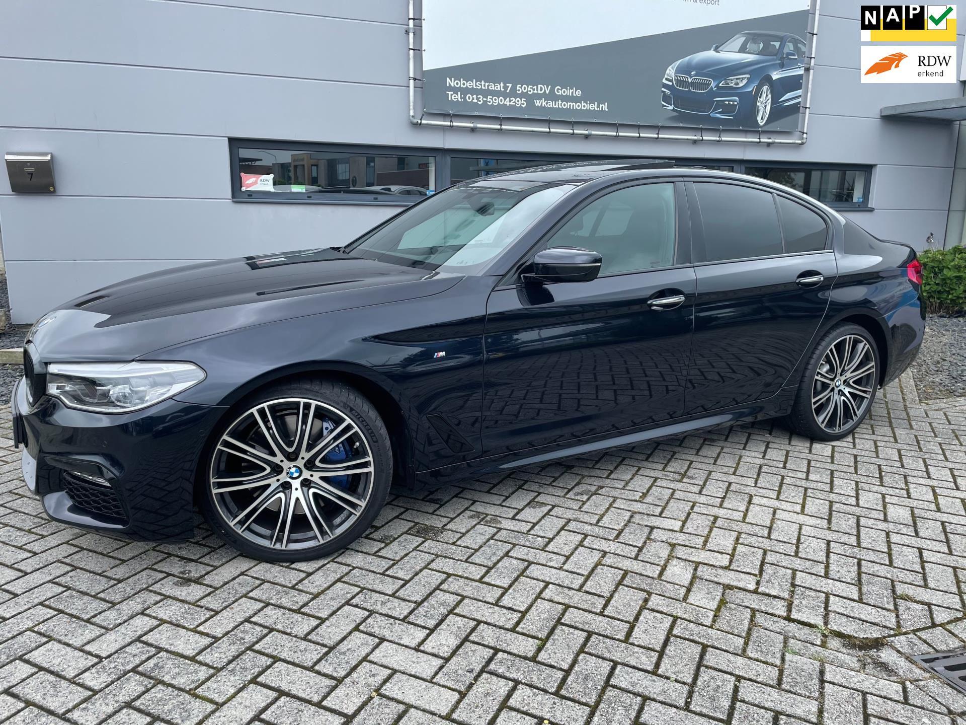 BMW 5-serie occasion - WK Automobiel