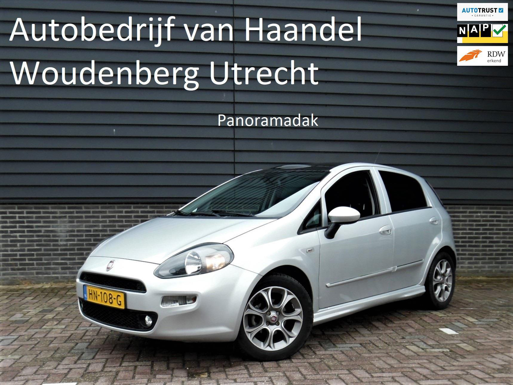 Fiat Punto Evo occasion - Autobedrijf Gerard van Haandel