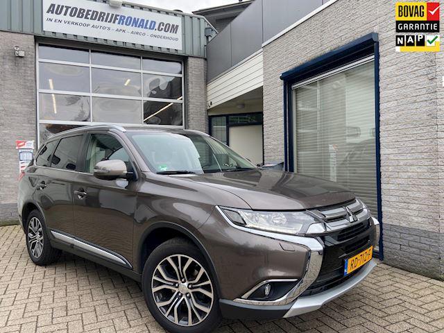 Mitsubishi Outlander 2.0 Connect Pro NL.Auto/Navigatie/Camera/Xenon/Clima/Cruise/Trekhaak/1Ste Eigenaar