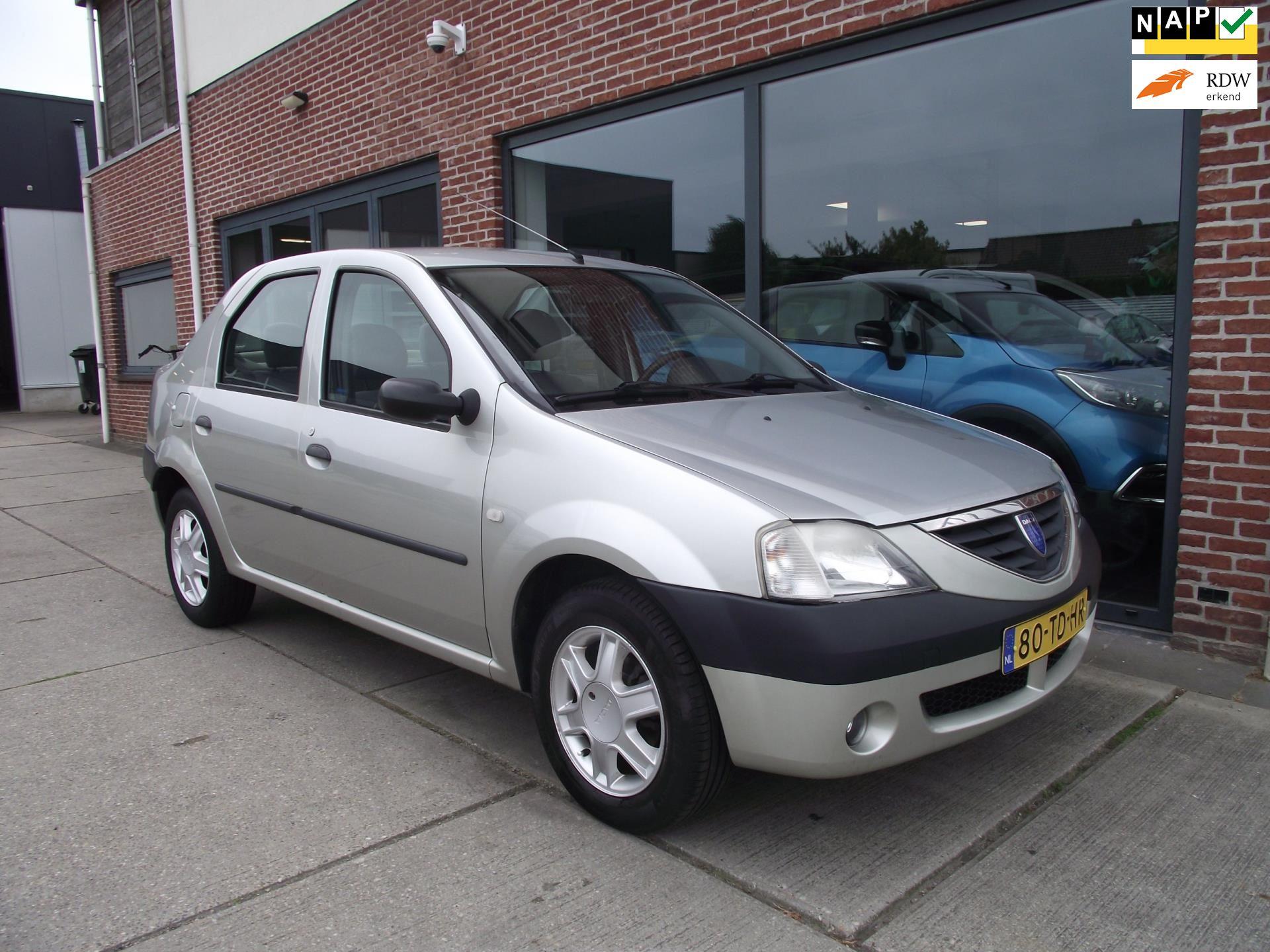 Dacia Logan occasion - Autobedrijf de Kramer
