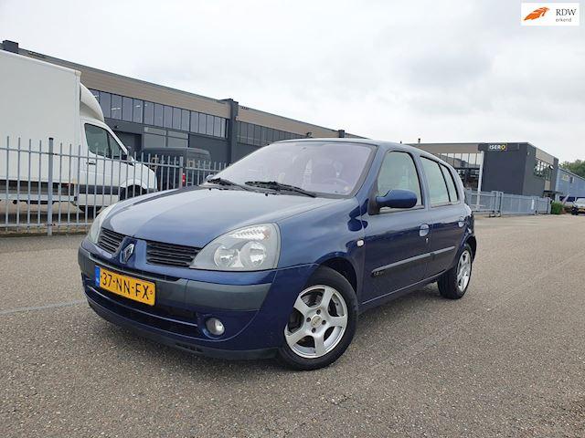 Renault Clio 1.4-16V Dynamique Luxe/AUTOMAAT/AIRCO/CRUISE/ 2 X SLEUTELS/BOEKJES