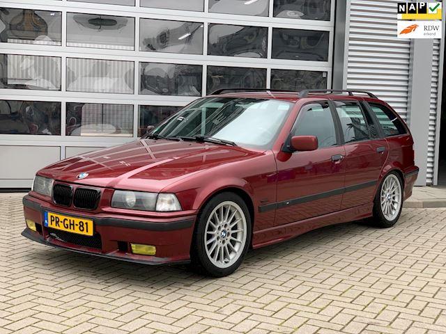 BMW 3-serie Touring occasion - Autobedrijf M. Massop