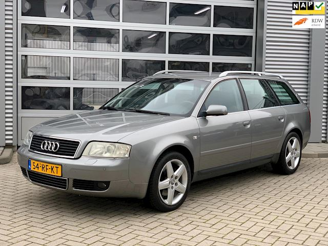 Audi A6 Avant 2.4 Avant bj.2005 Apk.7-2022 Autom. Trekhaak.