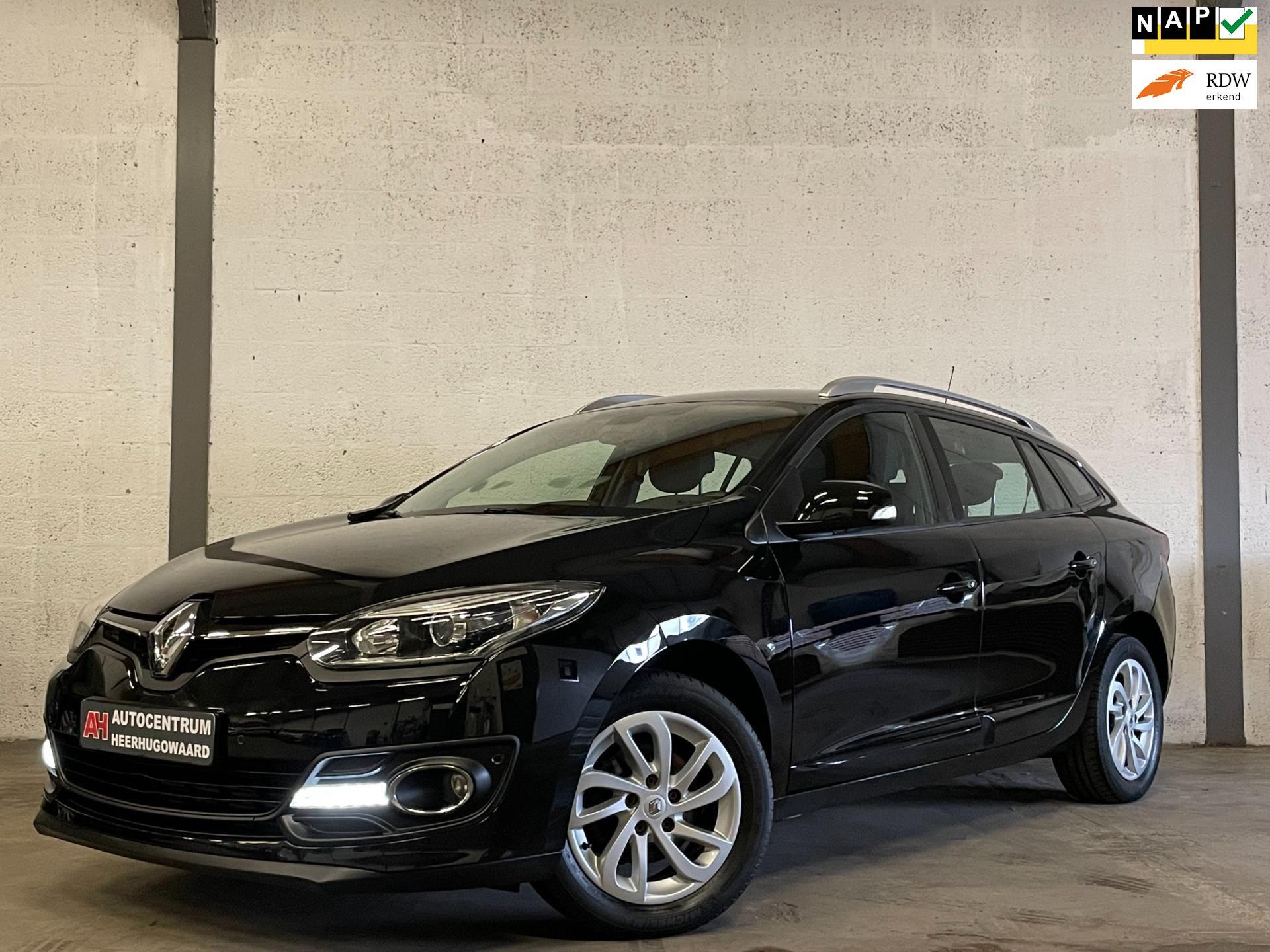 Renault Mégane Estate occasion - Auto Centrum Heerhugowaard