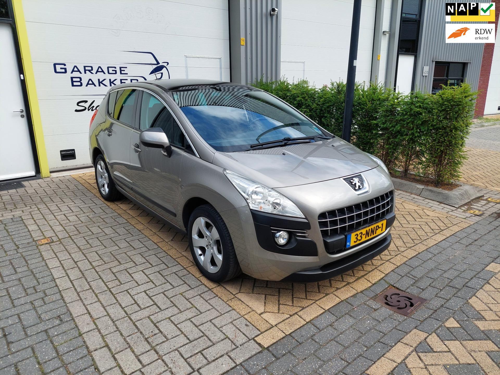 Peugeot 3008 occasion - Garage Bakker