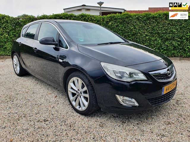 Opel Astra 1.4 Turbo Cosmo Sport 5drs