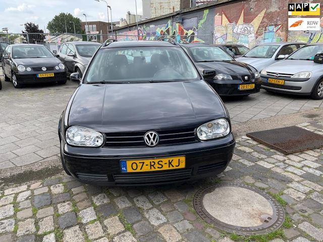 Volkswagen Golf Variant 1.6-16V Turijn Comfort
