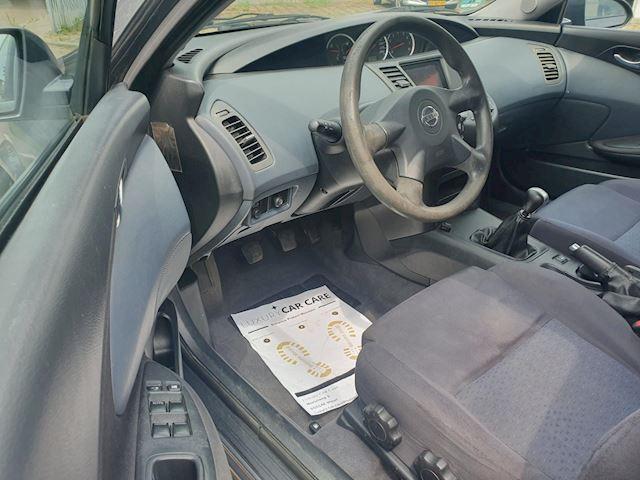 Nissan Primera 1.8 Visia  CLIMA NAVIGATIE CAMERA TREKHAAK ELECTR PAKKET NAP ETC..