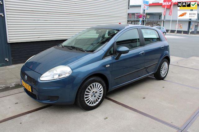 Fiat Grande Punto occasion - Auto Johan