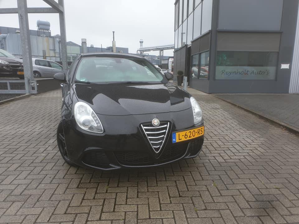 Alfa Romeo Giulietta occasion - Autobedrijf Reijnholt