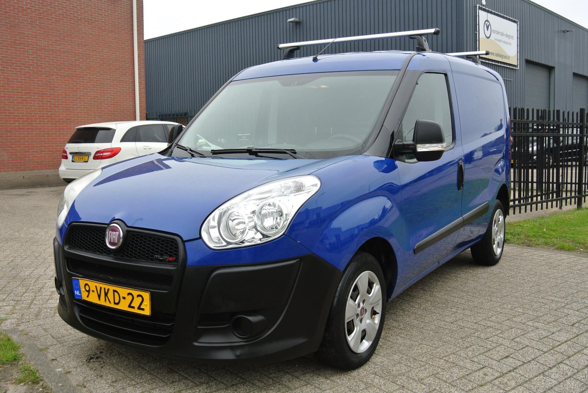 Fiat Doblò Cargo occasion - Danie's Handelsonderneming