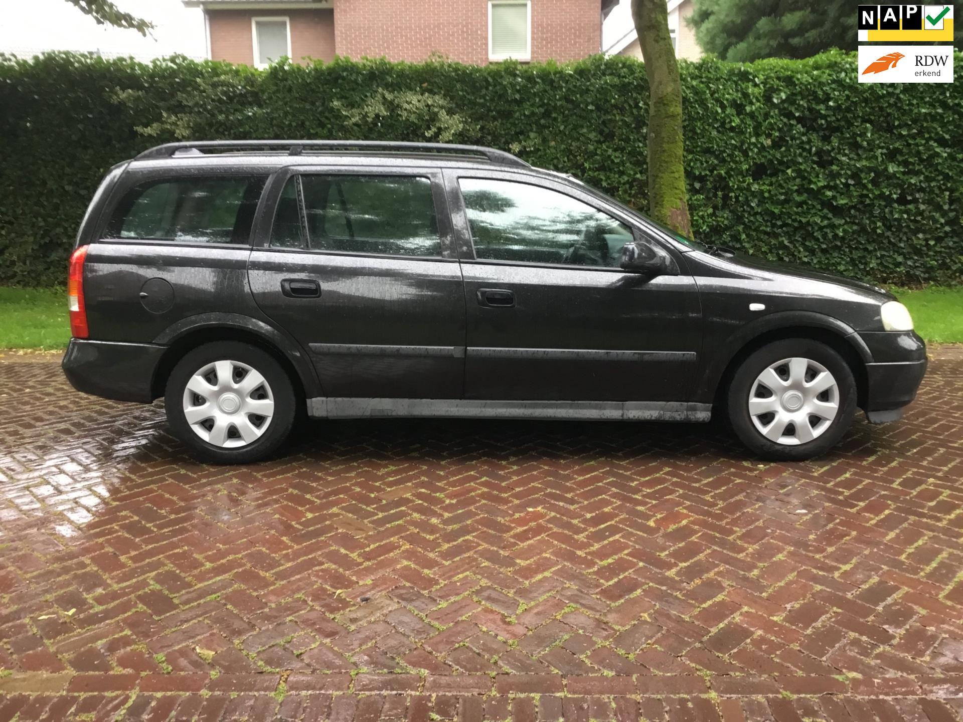 Opel Astra Wagon occasion - F. Klomp Auto's