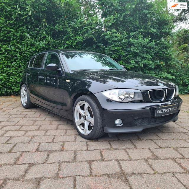 BMW 1-serie occasion - Geerts automobielen