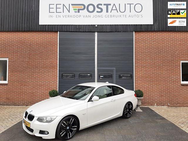 BMW 3-serie Coupé 320i Business Line M-Sport 2e Eig. NL-Auto, Sportstoelen, Leer, Navi, Alarm, Xenon.