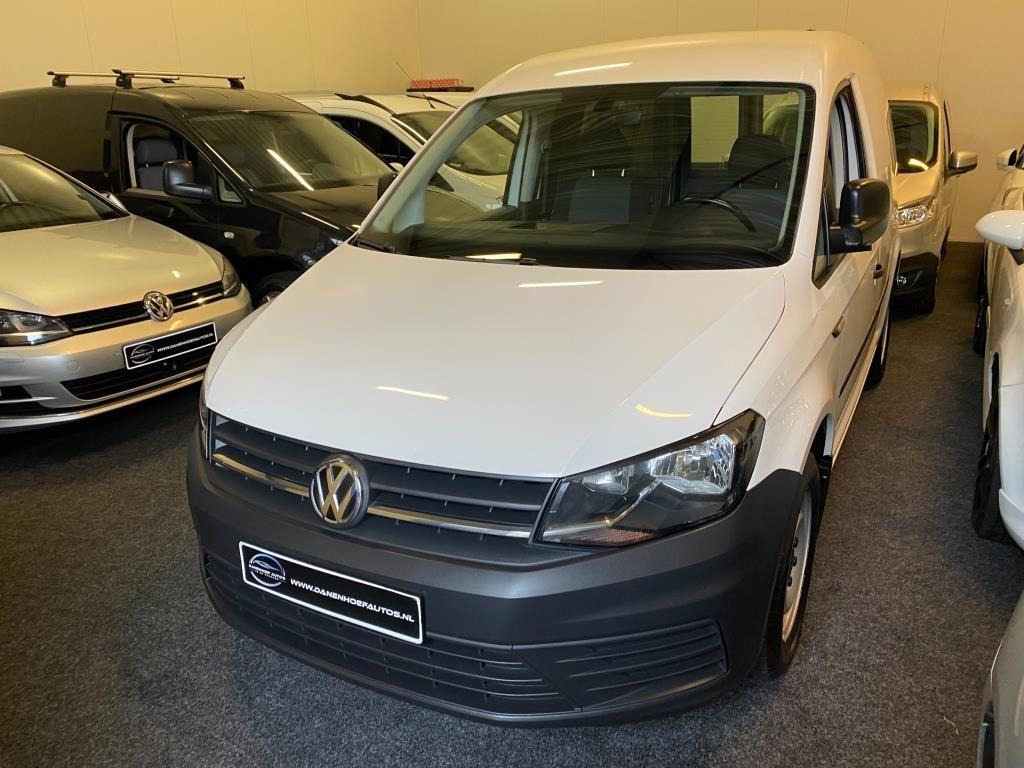Volkswagen Caddy occasion - Danenhoef Auto's
