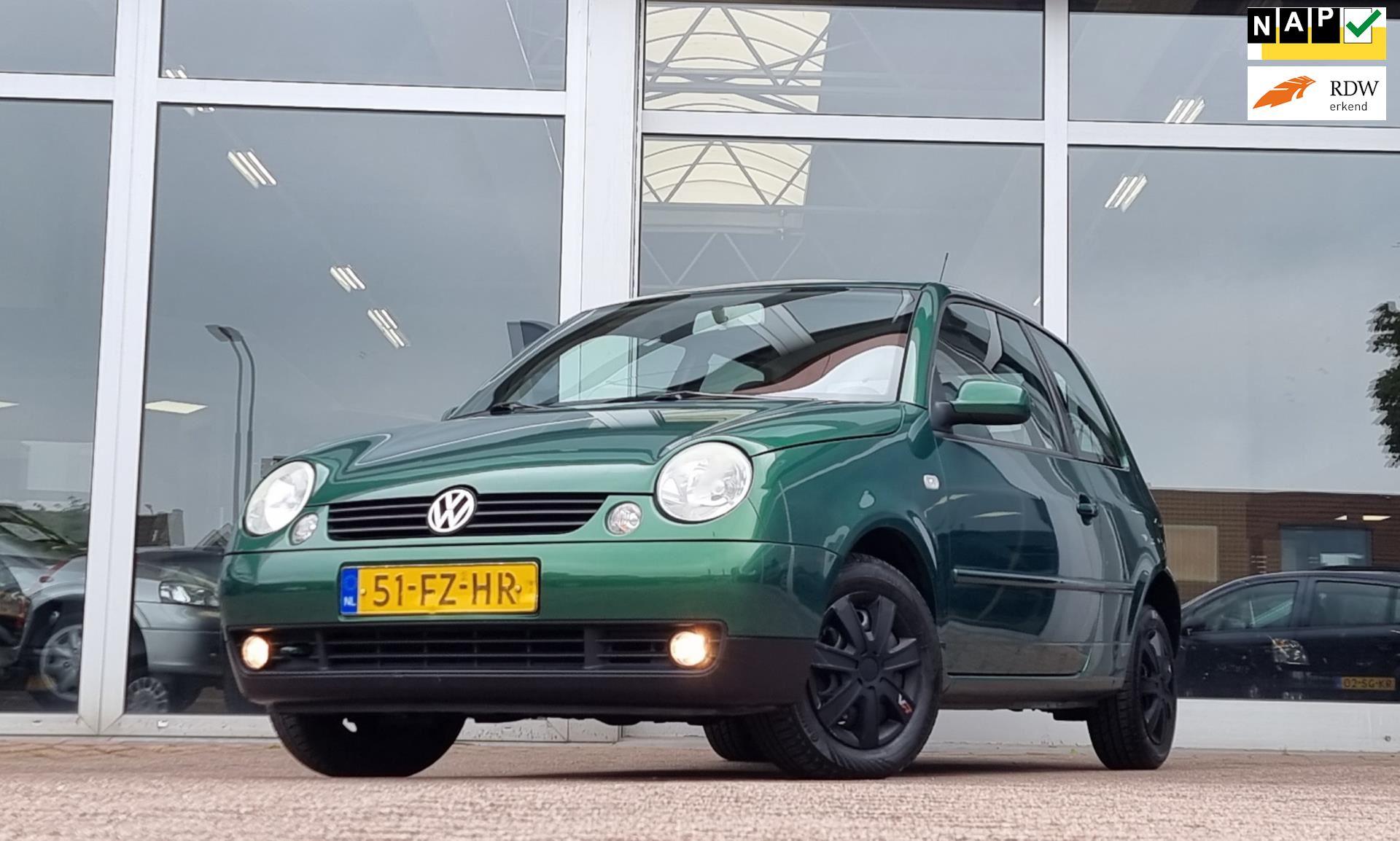 Volkswagen Lupo occasion - van den Boog Automotive