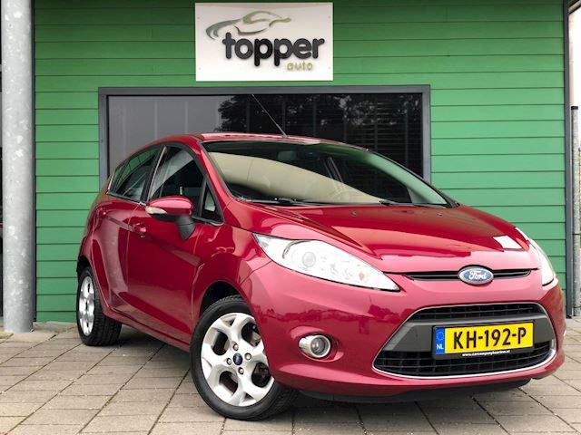 Ford Fiesta 1.25 Titanium /USB Aux / Airco / Nieuwe APK /