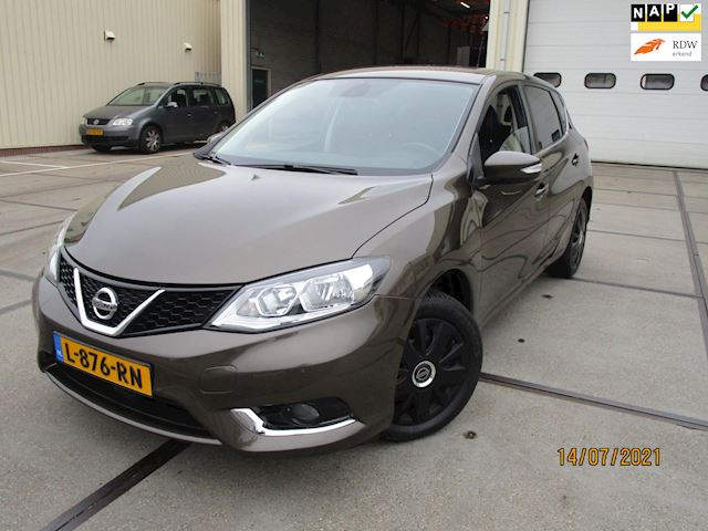 Nissan Pulsar 1.2 DIG-T Business Edition full options