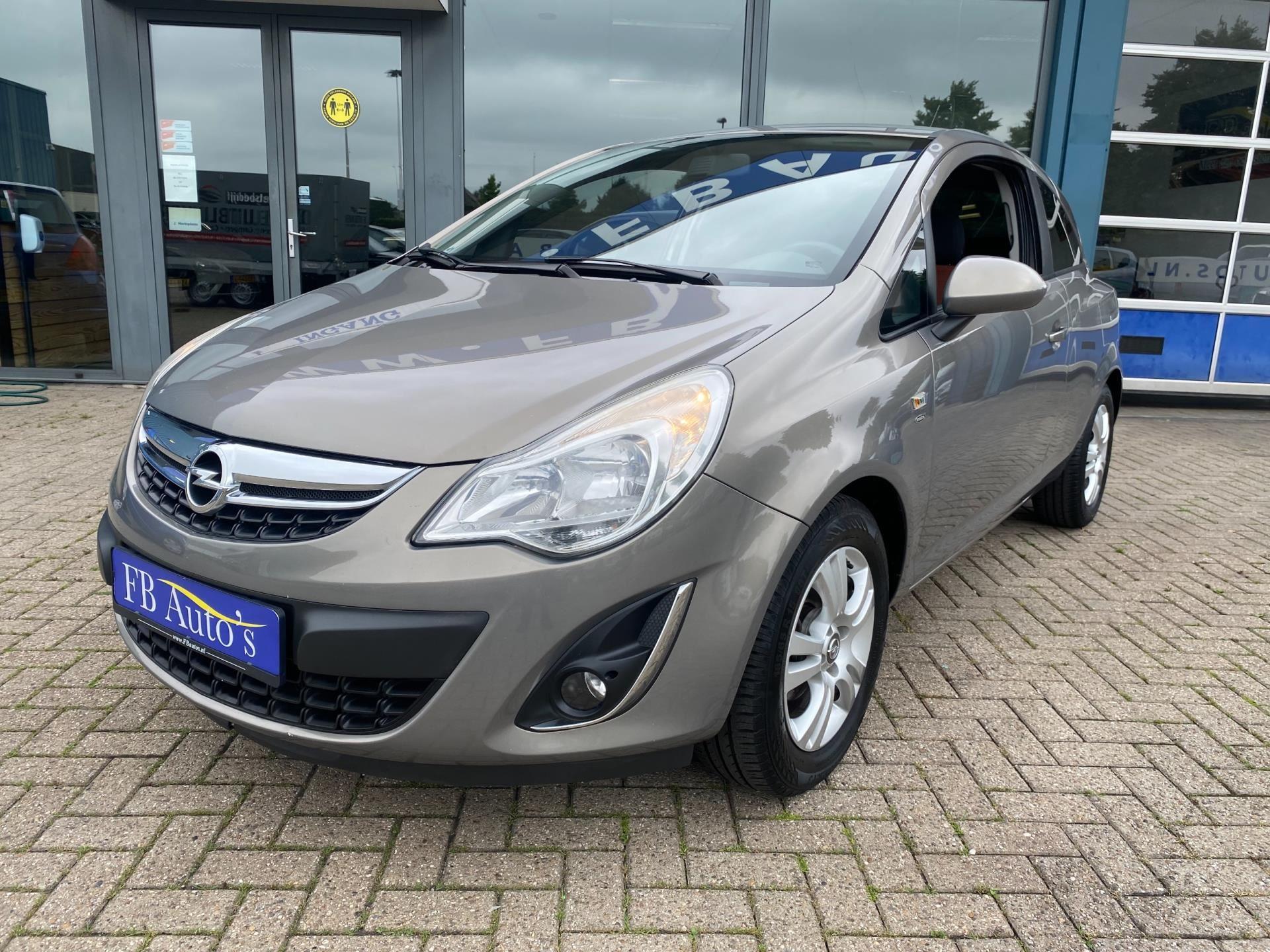 Opel Corsa occasion - FB Auto's