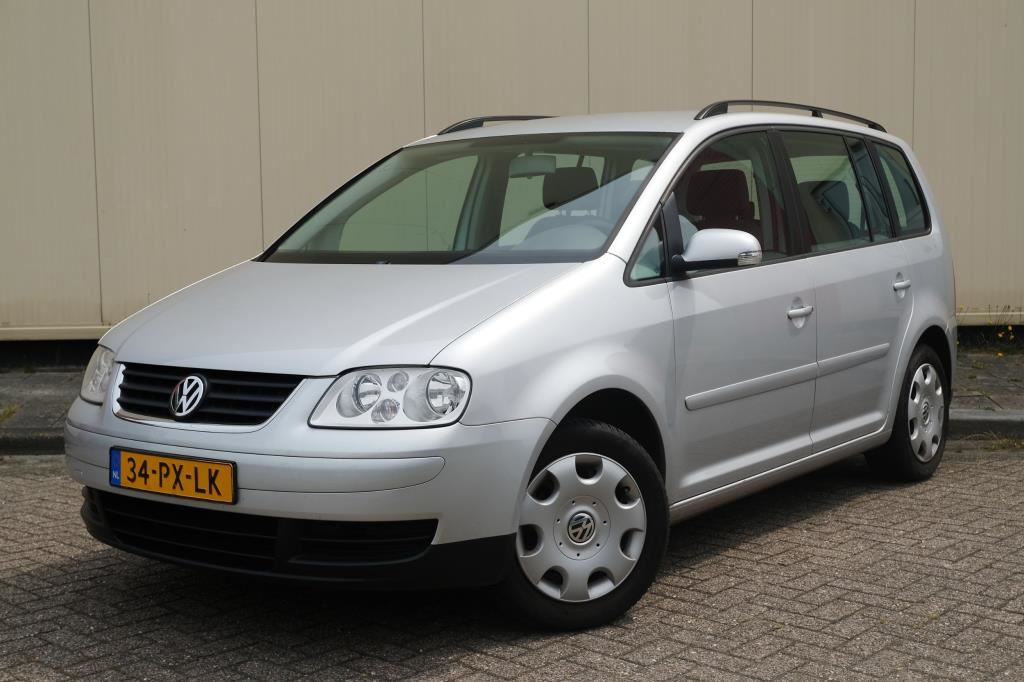 Volkswagen Touran occasion - Autohuis Sappemeer