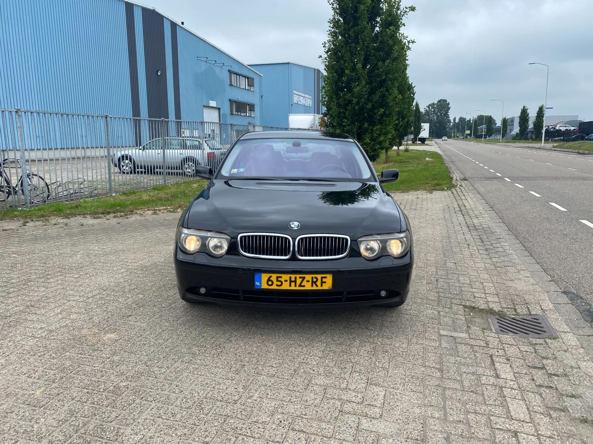 BMW 7-serie occasion - Riffi Auto's