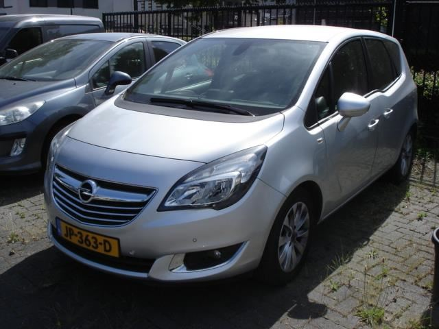 Opel Meriva occasion - Autobedrijf Kuylaars