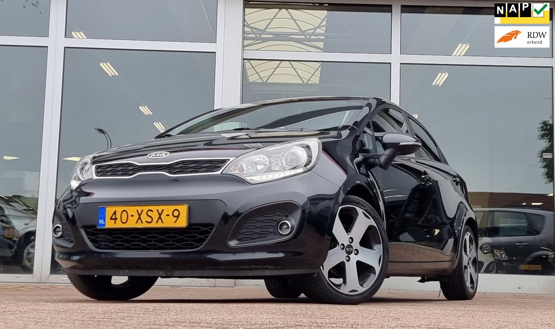 Kia Rio occasion - van den Boog Automotive