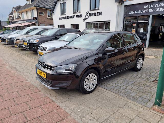 Volkswagen Polo 1.2 TSI BlueMotion Edition, Trekhaak,Airco,Start/stop systeem,1ste eigenaar