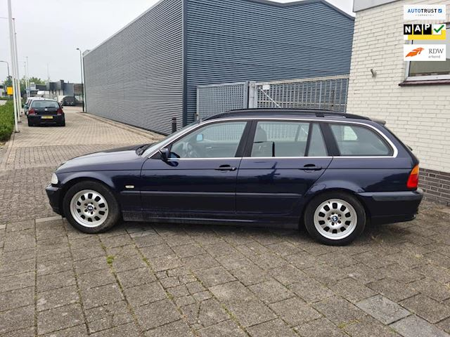 BMW 3-serie Touring occasion - Wouw Car Repair
